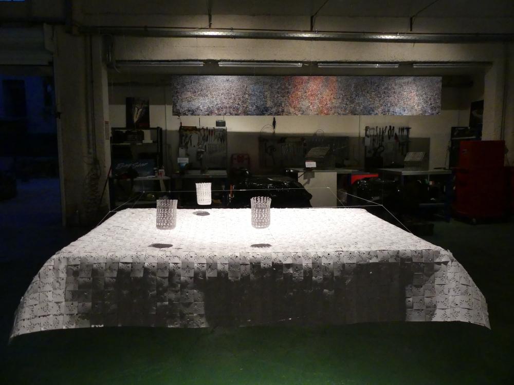 tidal flow art exhibition - Amalia Antoniadou
