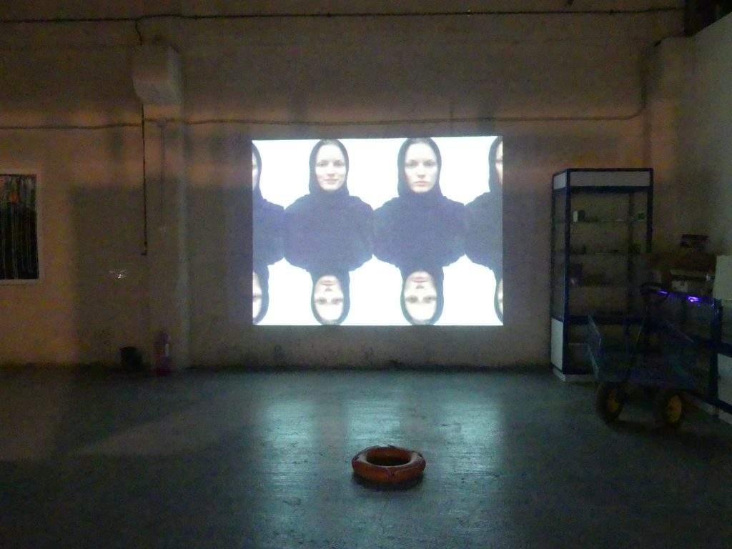tidal flow art exhibition - Christos Mpligiannos