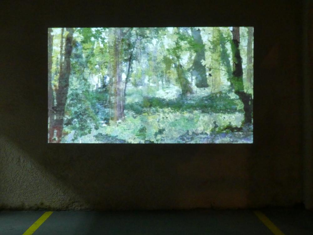 tidal flow art exhibition - Diana Spyridou