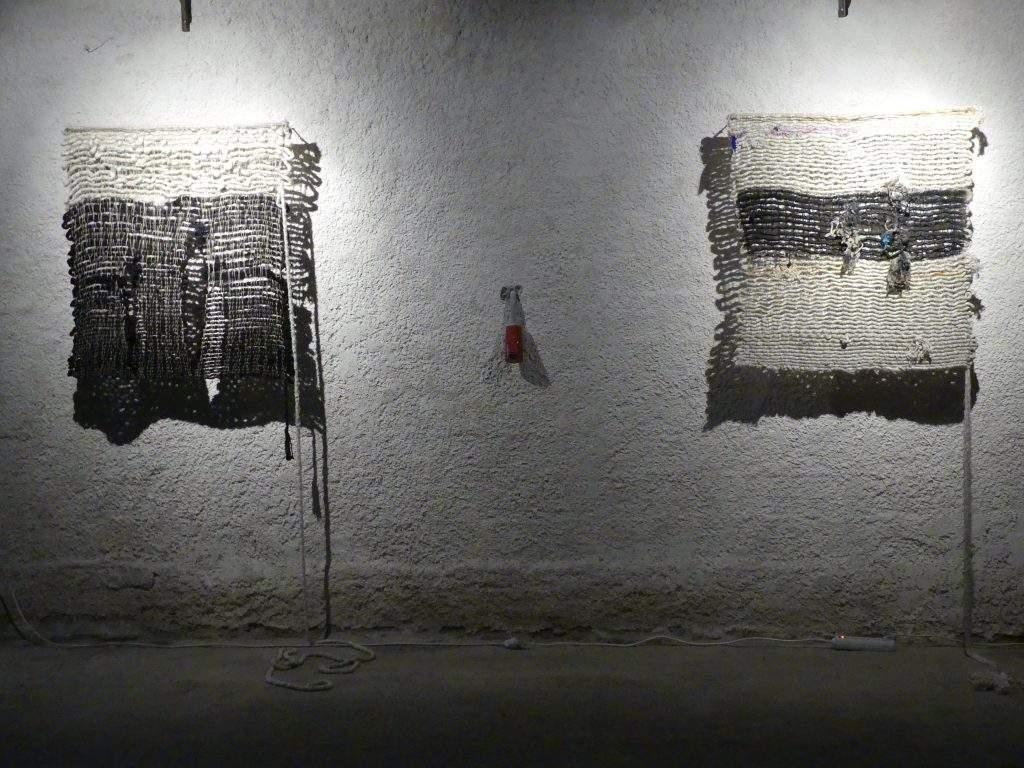 tidal flow art - Penelope Kouvara