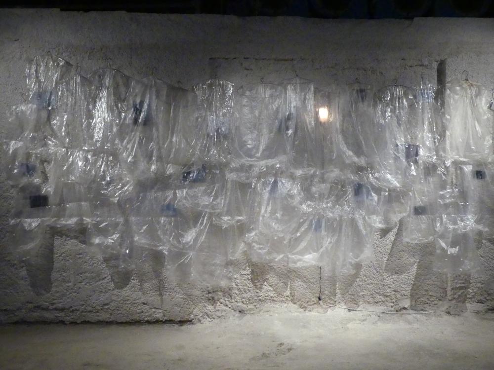 tidal flow art exhibition- Manolis Merambeliotis