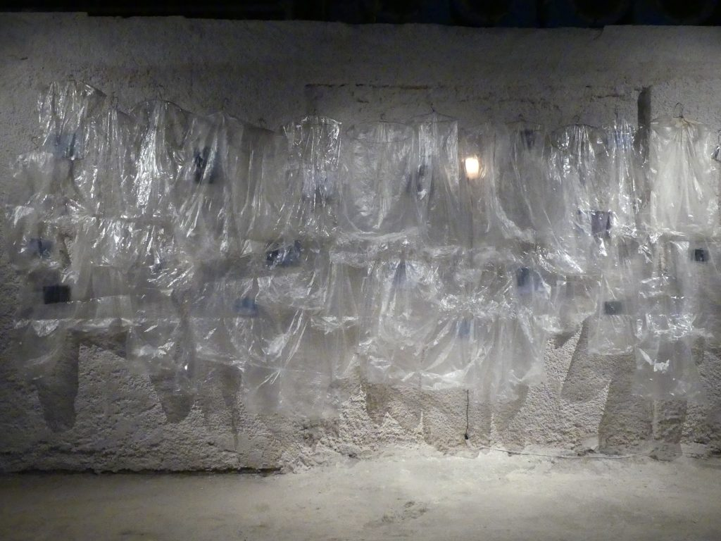 tidal flow art - Manolis Merambeliotis