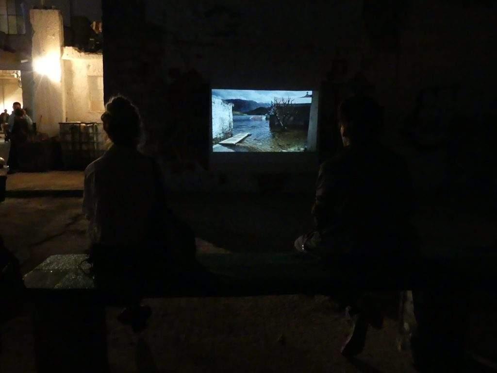 tidal flow art exhibition - Menios Carayiannis