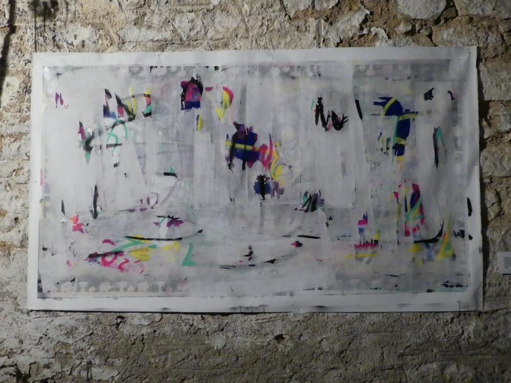 tidal flow art exhibition- Mary Roussioti