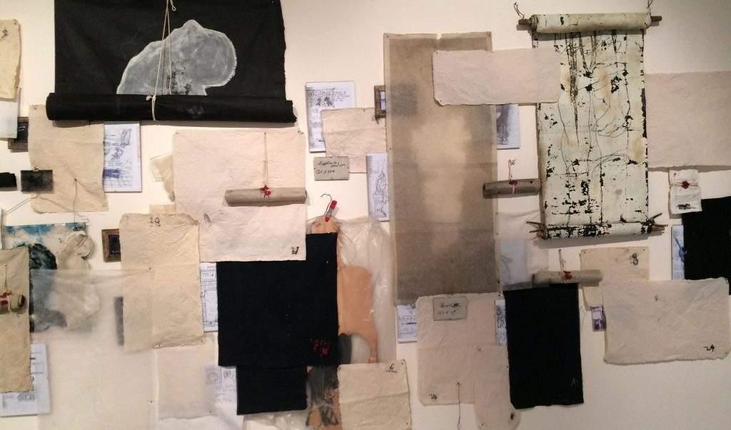 tidal flow art revisited- Manolis Merambeliotis