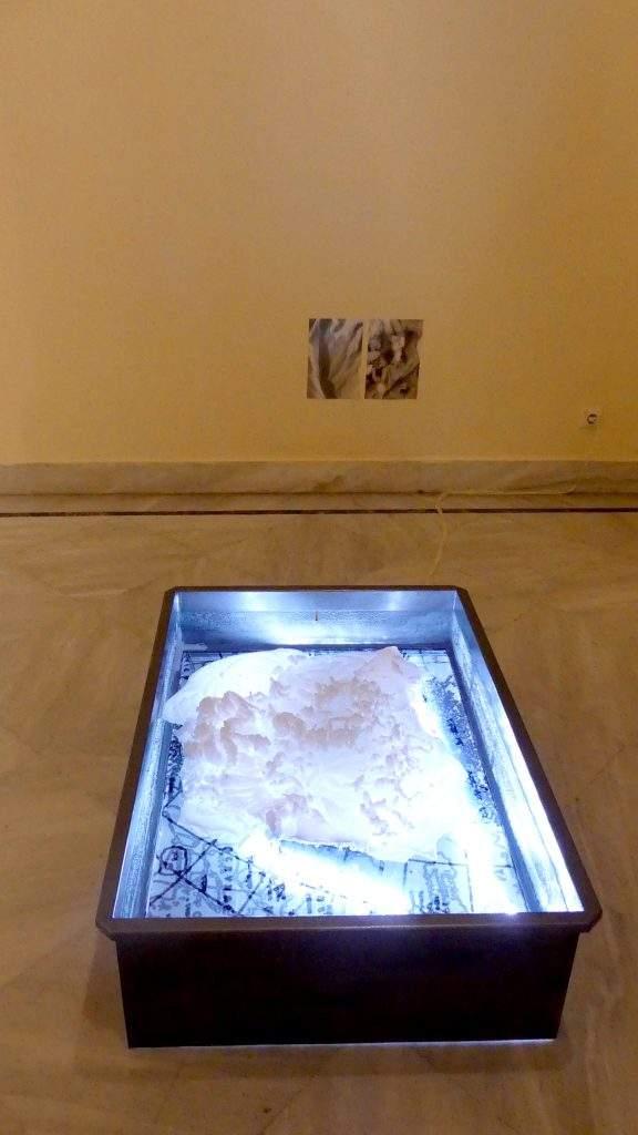 tidal flow art revisited - Sophia Kyriakou