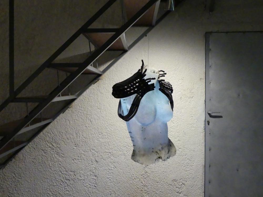 tidal flow art exhibition - Anthi Zahou