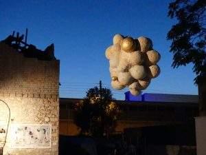 tidal flow art exhibition - Yiannis Ziogas