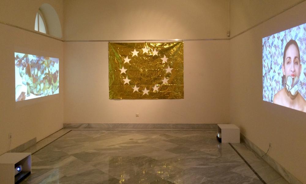 tidal flow art revisited- Georgia Lale