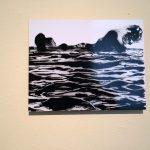 tidal flow art revisited - Maroussa Paravalou