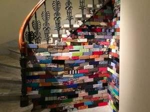 tidal flow art revisited - Christina Sylvia Simantira