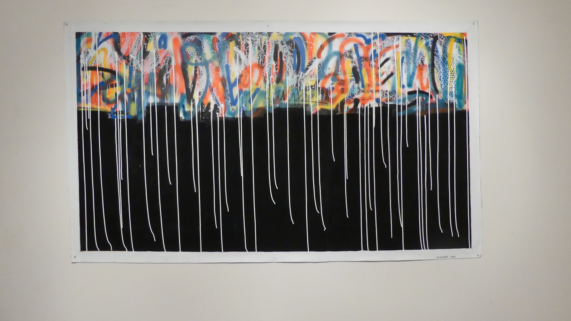 tidal flow art revisited - Mary Roussioti