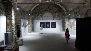 tidal flow art Relocated exhibition opening 6