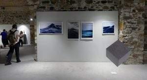 tidal flow art relocated - Elias Cosindas