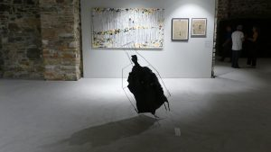 tidal flow art Relocated exhibition opening 2