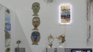 tidal flow art - fleves @ platforms 2019 - opening 11