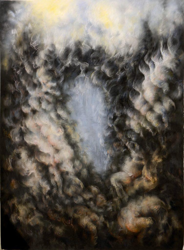 tidal flow art_KATERINA PAPAZISSI